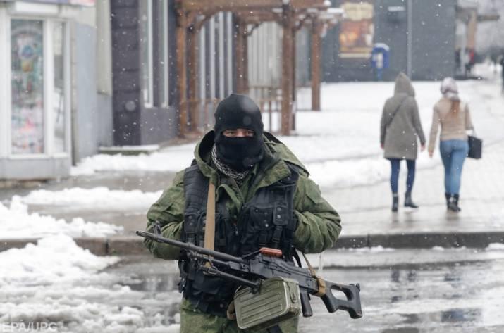В Донецке возможен