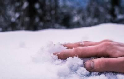 В Луганской области замерзла женщина