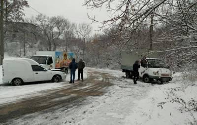 В полиции рассказали, почему перекрыли движение между Лисичанском и Северодонецком