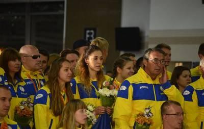 Достижения спортсменов из Луганска