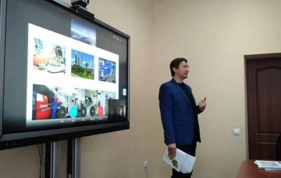 Сегодня, 4 декабря, во время аппаратного совещания облгосадминистрации был представлен Каталог экспортной продукции предприятий Луганской области, который разработан Департаментом внешних отношений, в