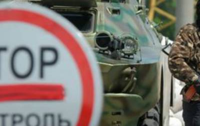 Жители Донецка возмущены беспределом на блокпостах
