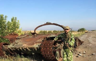 Боевики несут потери: очередной член группировки