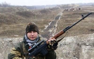 На Донбассе утонул снайпер боевиков (фото)