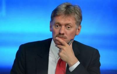 Пресс-секретарь президента РФ Владимира Путина Дмитрий Песков заявил, что Россия не будет вмешиваться в церковные дела Украины. Об этом сообщает российское агенство