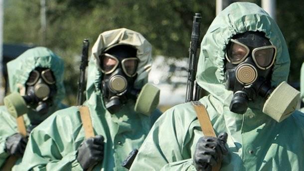 Кремль готовит на Донбассе провокацию с применением химического оружия?