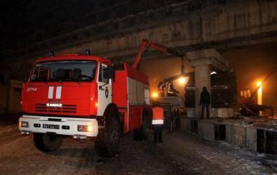 В оккупированном Донецке произошёл взрыв на железнодорожном мосту объездной автодороги Славянск-Донецк-Мариуполь. Об этом сообщают подконтрольные боевикам