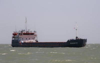 В Черном море у берегов Турции произошло крушение грузового судна