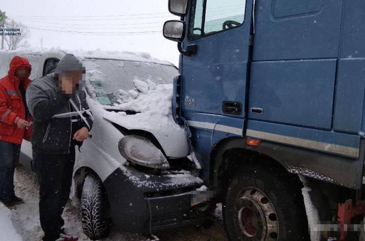 В Северодонецке, Рубежном и Лисичанске за день произошло 8 ДТП (фото)