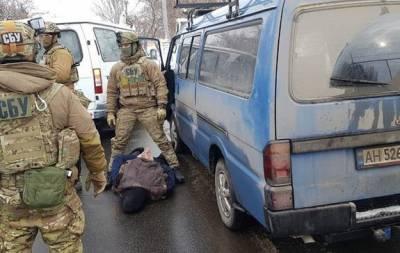 В Донецкой области предотвратили создание террористической группировки