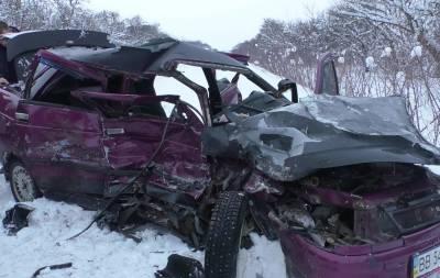 Появились подробности жуткого ДТП на трассе Луганск-Алчевск