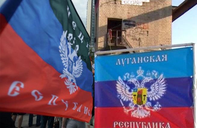 В ЛНР 5 мая вступил в силу Закон О военном положении