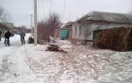 обстрел луганск