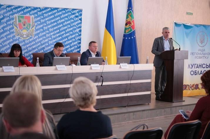 Сегодня, 26 сентября, на коллегии ЛОГА была признана неудовлетворительной работа Службы автомобильных дорог в Луганской области и Управления развития и содержания сети автомобильных дорог ЛОГА.
