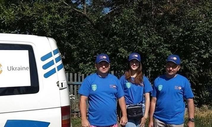 В поселках Станично-Луганского и Троицкого районов Луганской области в октябре будут работать 3 мобильные бригады Фонда народонаселения ООН в Украине (UNFPA).