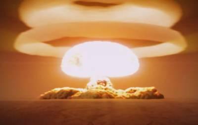 бомба ядерная