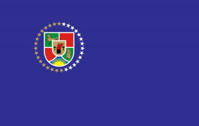 флаг луганская область
