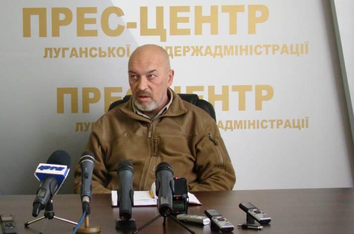 Тука: АПнесоветуется сМинАТО позакону одеоккупации Донбасса