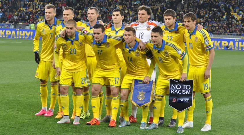 Украина на евро-2016: фоменко взял тимощука, зинченко и селезнева