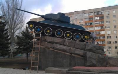 Лисичанск танк