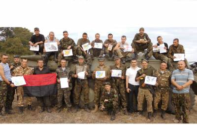 помощь солдатам