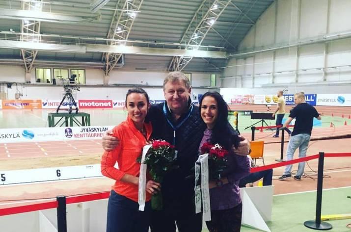 Украинские легкоатлеты устроили медальный фурор на популярном турнире в Финляндии