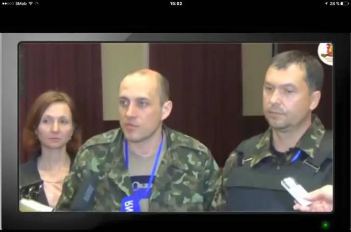 Корсунский, один излидеров сепаратистов ЛНР, спокойно разъезжает на Лексус вКиеве
