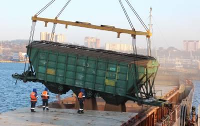 украинский экспорт в обход России