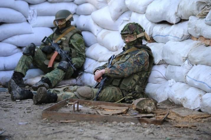 Боевики 20 раз обстреляли позиции сил АТО