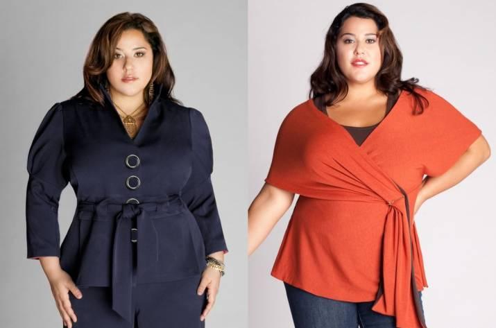 Современная Одежда Для Полных Женщин