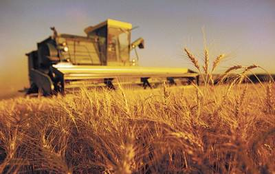 Аграрии на Луганщине