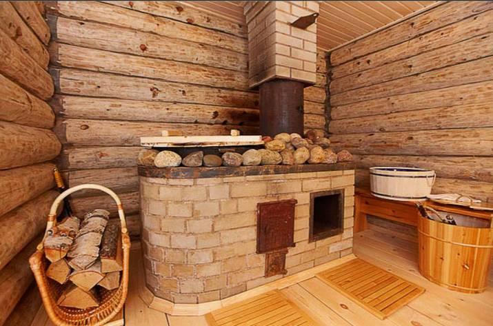 Покупаем печь для традиционной русской бани!
