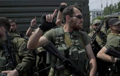 Террористы из Кавказа