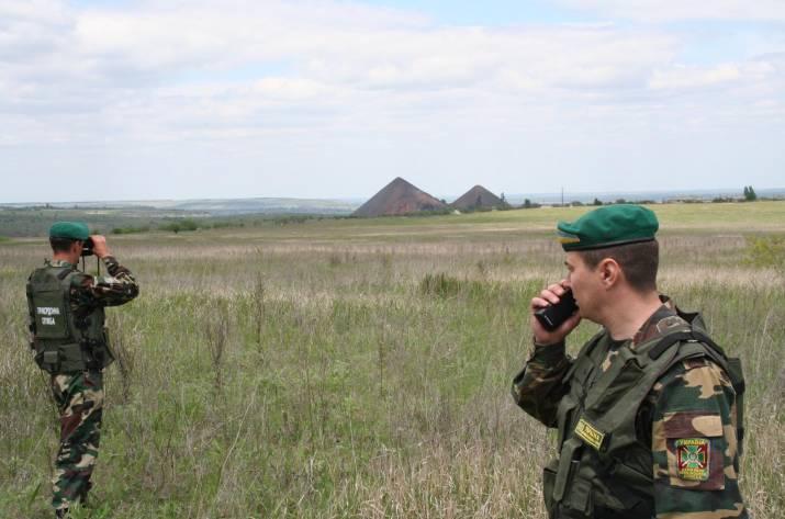 Боевики обстреляли пункт пропуска «Майорск» наДонбассе