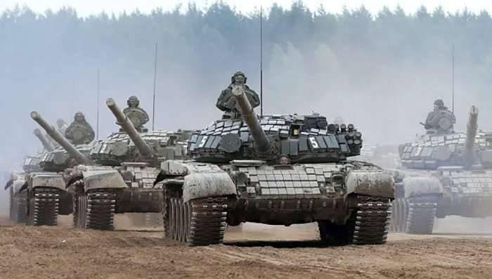 Из РФ в«ЛНР» пригнали восемь танков— агентура