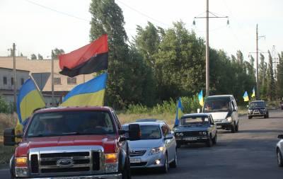 Автопробег в Рубежном