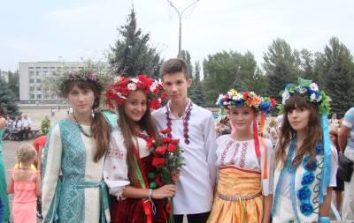 День независимости в Рубежном