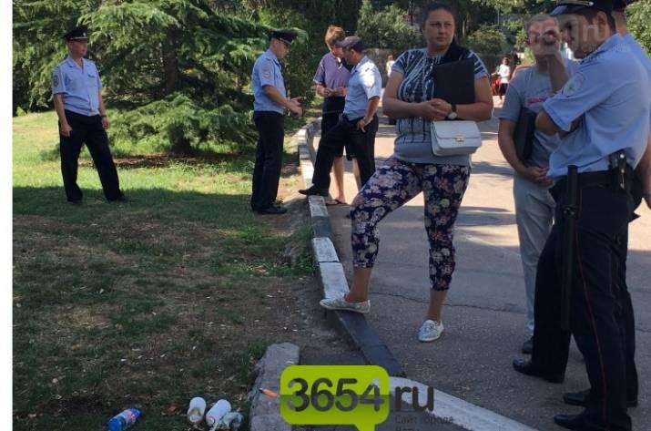 Воккупированном Крыму пенсионер совершил акт самосожжения