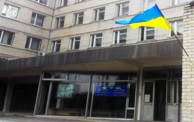 Лисичанск_детская больница