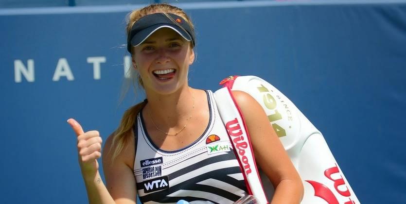 Украинка Леся Цуренко выиграла турнир вКитайской народной республике!