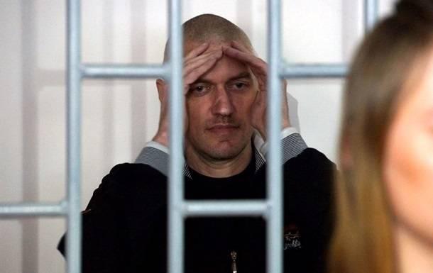Украинец Станислав Клих обезумел отпыток— Политзаключенные вРФ