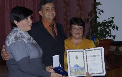 школа в Новотошковке