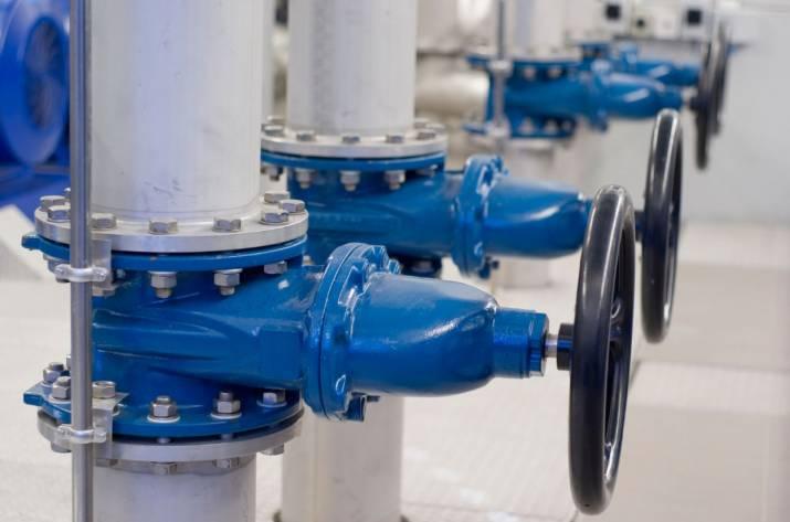 водоснабжение запорная арматура