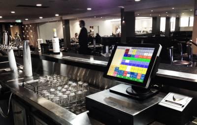 автоматизация кафе
