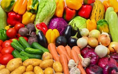 урожай овощи