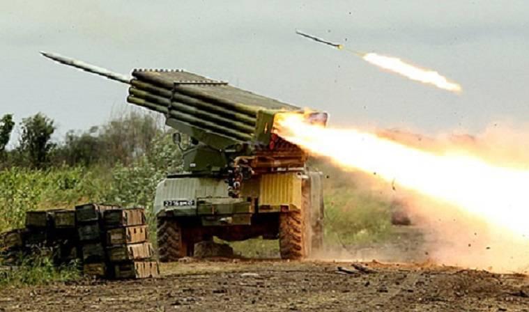 ВСЦКК констатировали срыв отвода сил около Станицы Луганской состороны боевиков