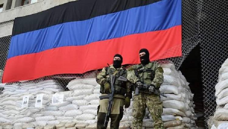 Воккупированном Донецке боевики схватили мед. сотрудника Нацгвардии