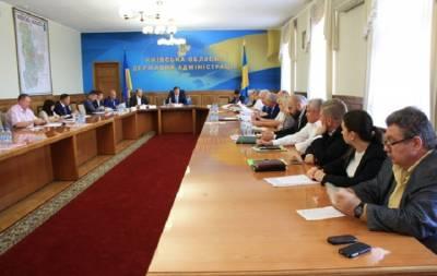 Губернатор Киевщины
