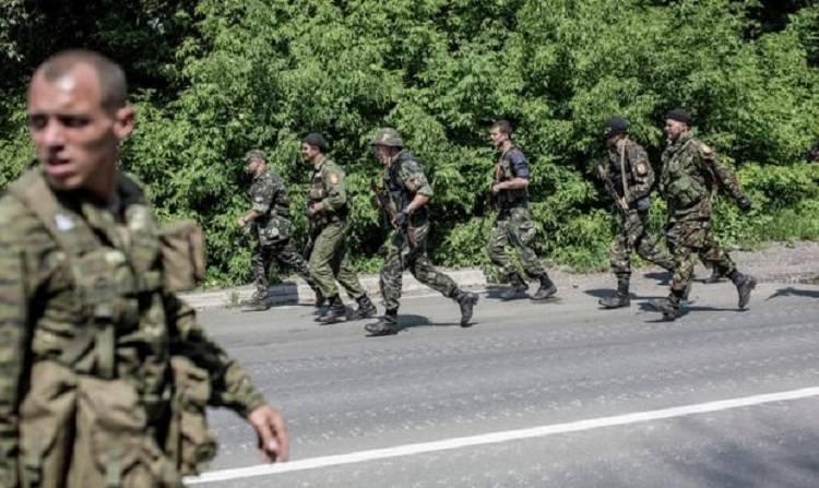РФ отгораживается награнице отлуганских дезертиров— агентура