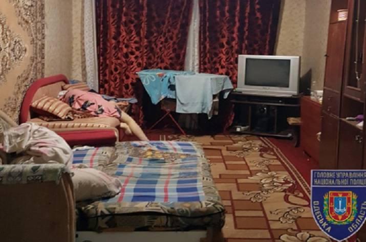 Гражданин одесской коммуналки зарезал супругу ипытался покончить ссобой